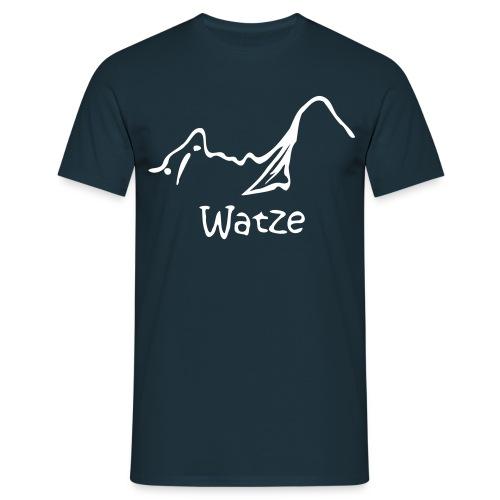 Watzeneu - Männer T-Shirt