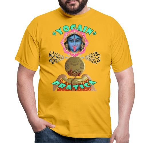 YogaIn Pratica - Maglietta da uomo