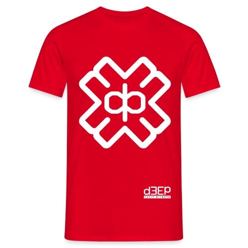 July D3EP Blue Tee - Men's T-Shirt