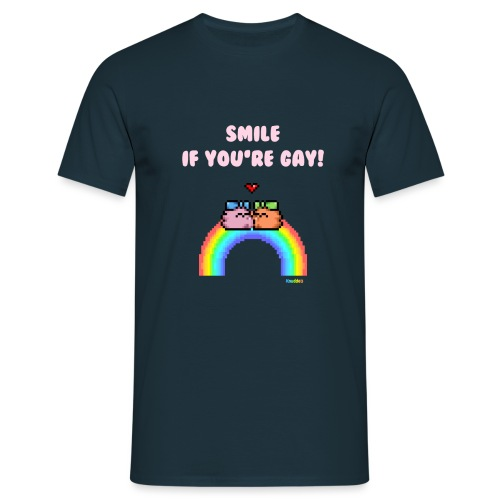 Gay Rainbow - Girls - Männer T-Shirt