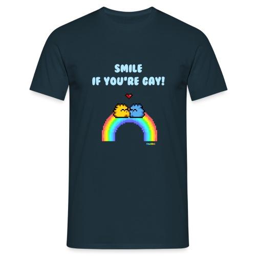 Gay Rainbow - Boys - Männer T-Shirt