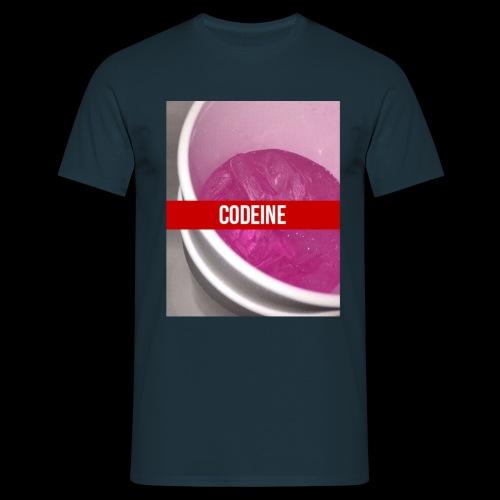 CODEINE STREETWEAR - Maglietta da uomo