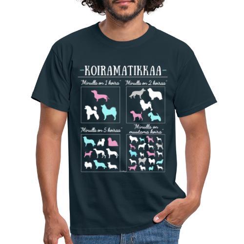 Koiramatikkaa II - Miesten t-paita