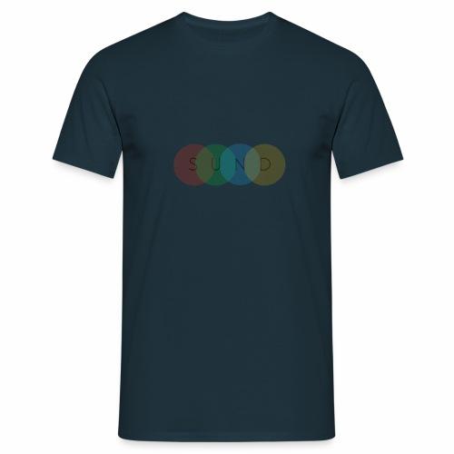 sund color - Mannen T-shirt