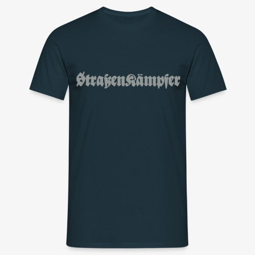 Strassenkämpfer - Männer T-Shirt