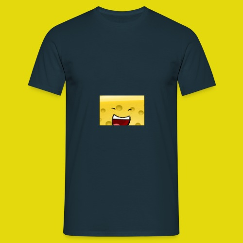 cheesz - Men's T-Shirt