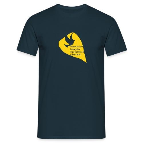 AssoFrLiberland - T-shirt Homme
