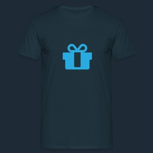 MCLeaks - LOGO - Men's T-Shirt