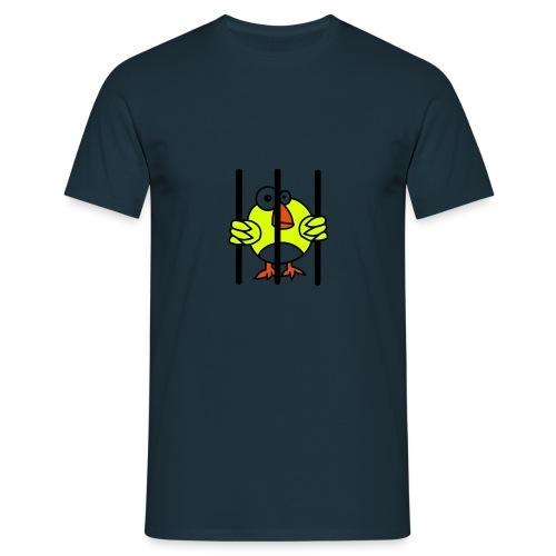 Vögelfrei - Männer T-Shirt