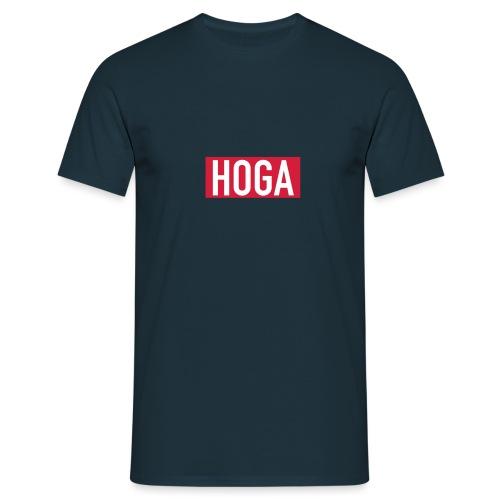 HOGAREDBOX - T-skjorte for menn