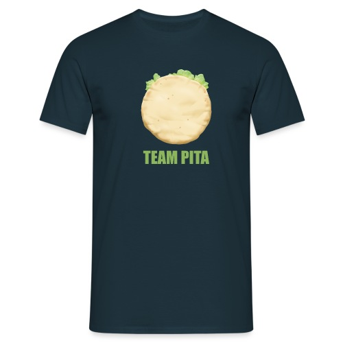 4392392 13107068 team pita green copy o - Men's T-Shirt