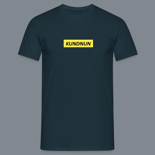 Kundnun official - Mannen T-shirt