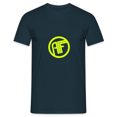 AFF Logo - Männer T-Shirt