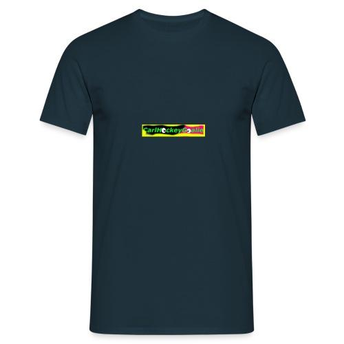 carlhockeygoalie - T-shirt herr