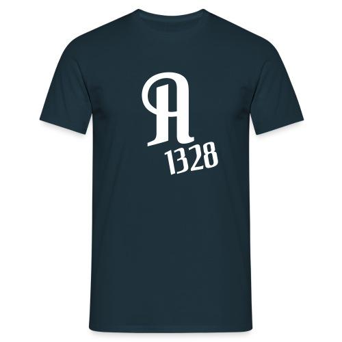 a 1328 - Männer T-Shirt