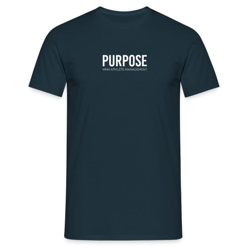 test tshirt - Mannen T-shirt