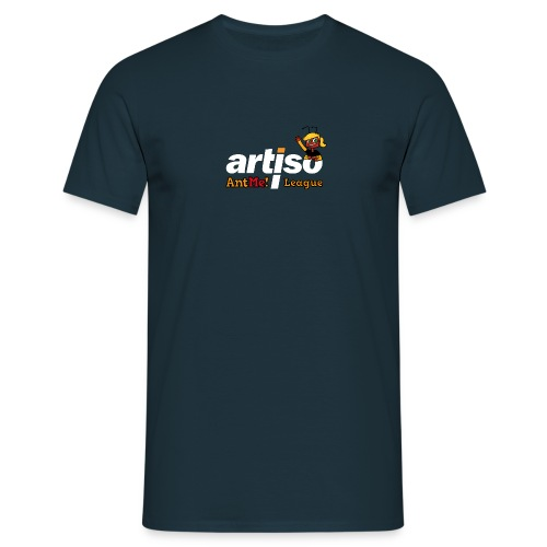 artiso AntMe! League - Männer T-Shirt