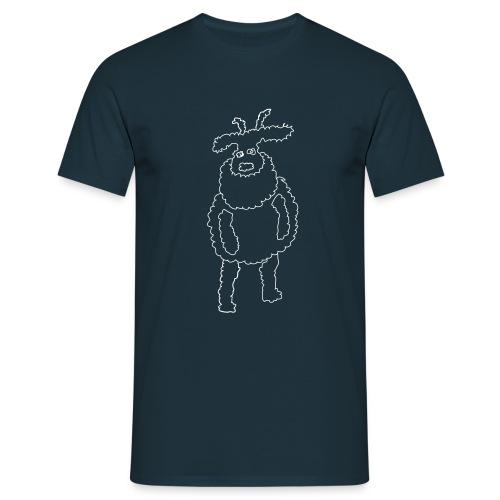 Mähbert - Männer T-Shirt