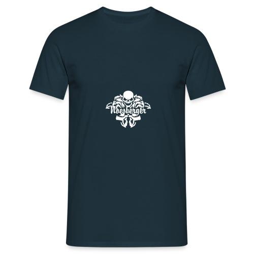 Noesberger Skull - Männer T-Shirt