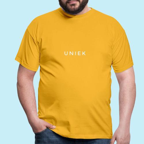 unique - T-shirt Homme