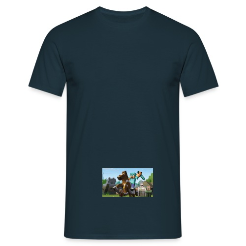 Amaan_Playz - Men's T-Shirt