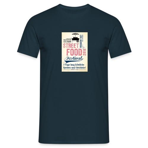 streetfood1 - Männer T-Shirt
