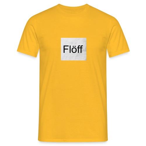 flöff - T-shirt herr