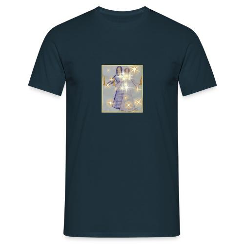 Ljusbärare stars JPG - T-shirt herr