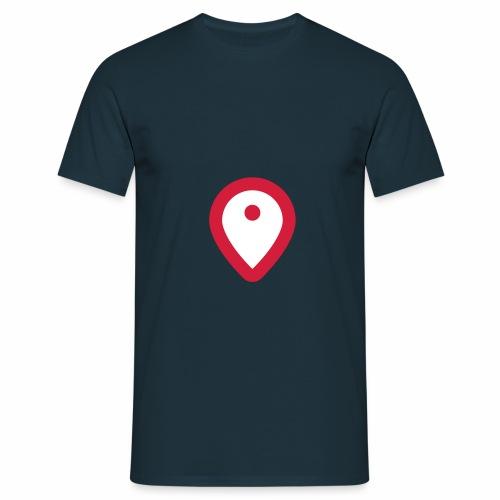 GeoGuessr Pin - Men's T-Shirt