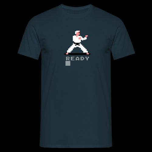 READY - Männer T-Shirt