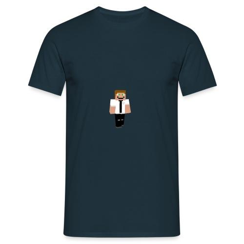 test png - T-skjorte for menn