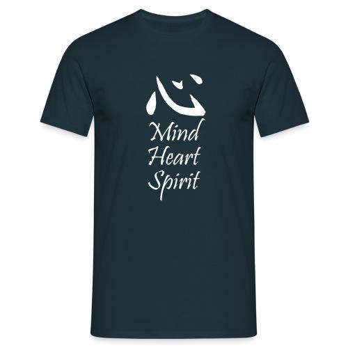 Studio Kokoro Mind, Heart, Spirit - Men's T-Shirt
