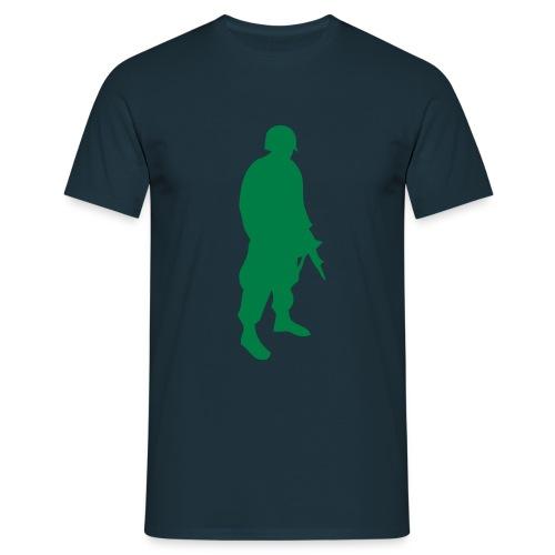 Soldier - Men's T-Shirt