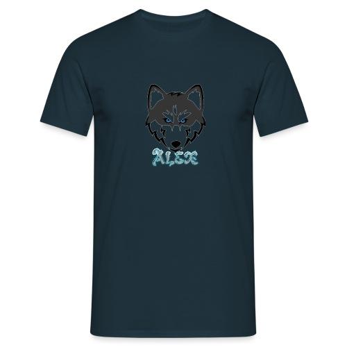 Alex Husky T-Shirt - Men's T-Shirt
