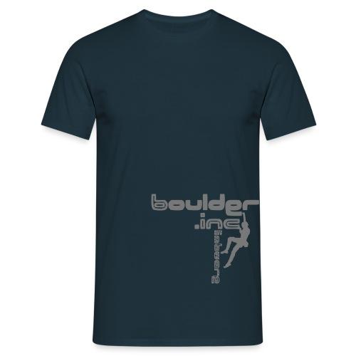 Go high - Männer T-Shirt
