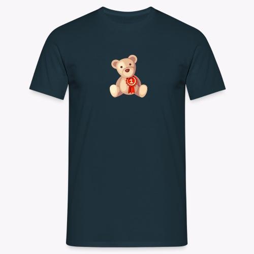 Teddy Bear - Men's T-Shirt
