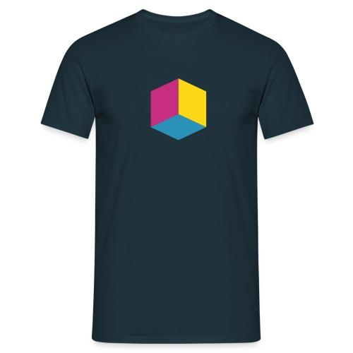 cube200901 - Männer T-Shirt