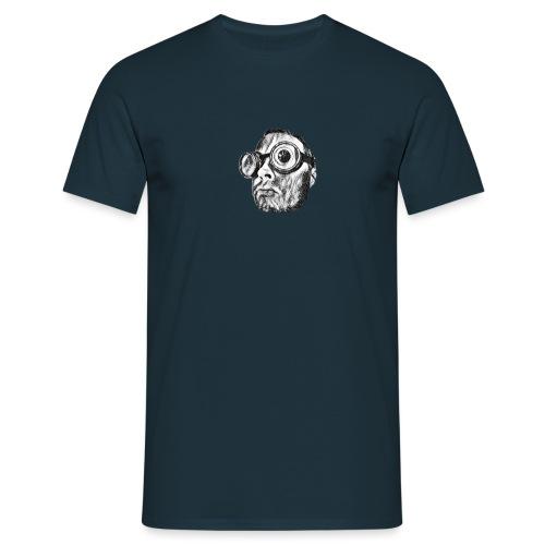Face Tegner 2 - Herre-T-shirt