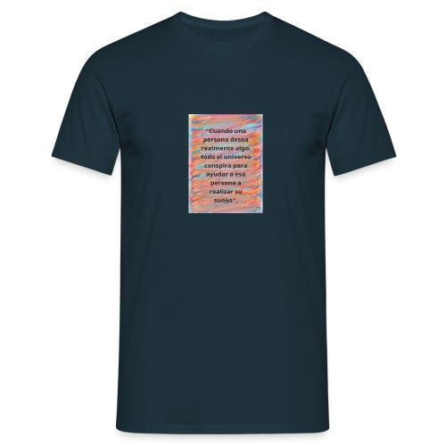 Frasecita - Camiseta hombre