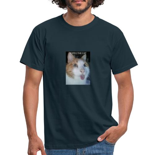 TOFFO THE CAT - Miesten t-paita