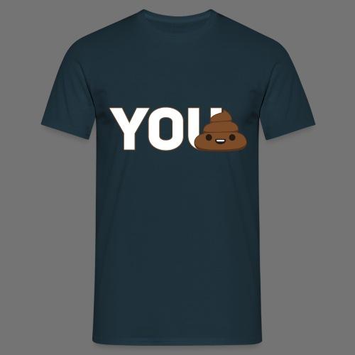 YouTurd Design - Men's T-Shirt