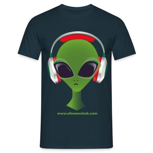 alienheadtshirt - Men's T-Shirt