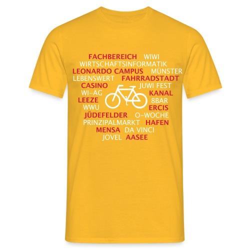 Motiv-Front - Männer T-Shirt