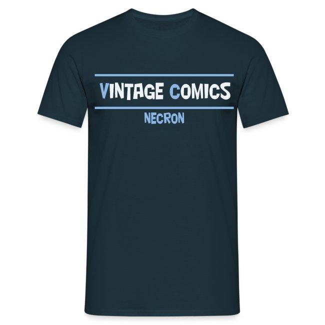 logo maglietta necron