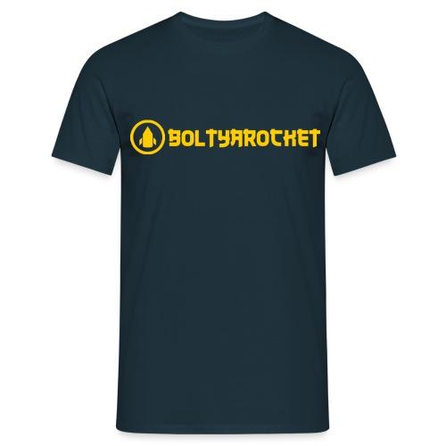 Bolt Ya Rocket - Men's T-Shirt