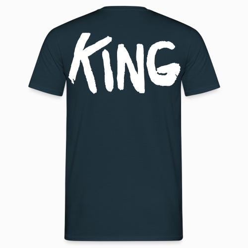 Hamlet is King - Männer T-Shirt