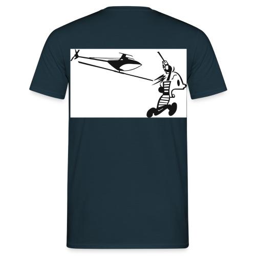 renn tdr - Männer T-Shirt