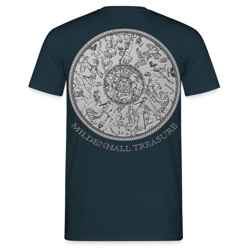 The Mildenhall Treasure Great Oceanus Dish - Men's T-Shirt