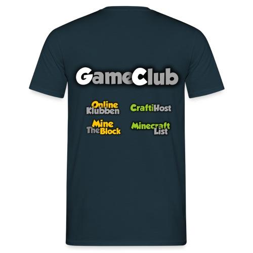 AllLogov2 - Herre-T-shirt