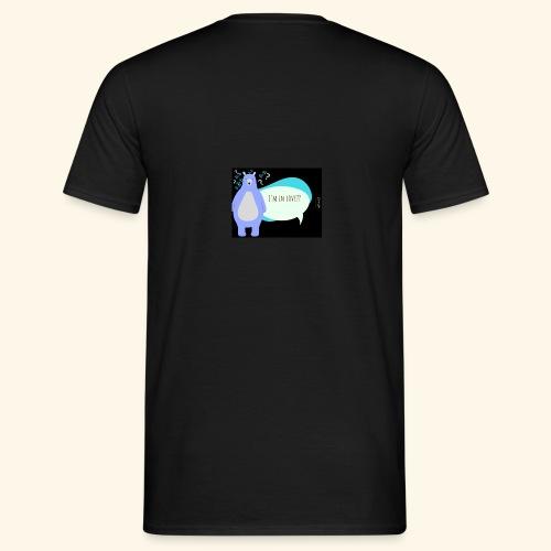 estoy enamorado - Camiseta hombre